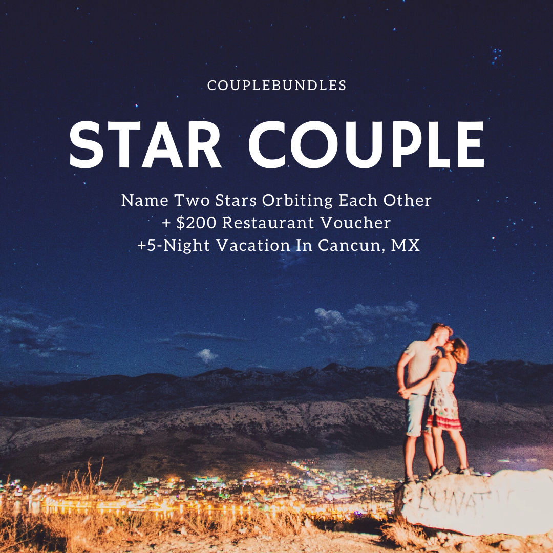 """Star Couple"" Bundle 