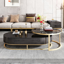 Load image into Gallery viewer, Super CX4 2021 Modern Wooden and Glass Coffee table
