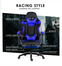 Load image into Gallery viewer, Gaming chair Free Delivery