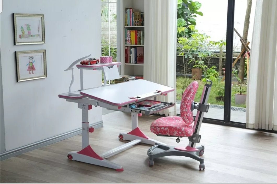 Kids Study Desk Ergonomic Design