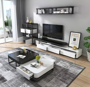 Kookabura Modern Quality High Gloss Tv Unit