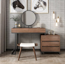 Load image into Gallery viewer, Super Cool Modern Solid Wood Dressing table