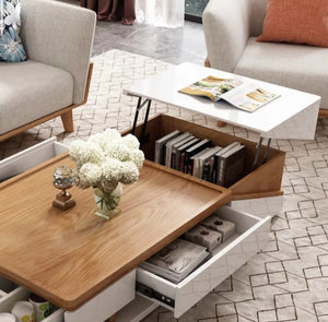 Pindi Modern Coffee Table