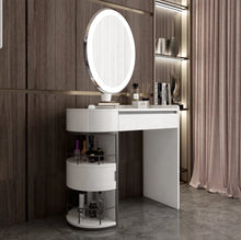 Load image into Gallery viewer, Super Cool Dressing Table With Mirror
