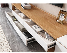 Load image into Gallery viewer, NextGen Modern Tv Unit Solid wood