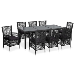 Crimba 8 Seater Dining Suite