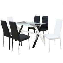 Load image into Gallery viewer, Mixup 7 Seater Dining Set