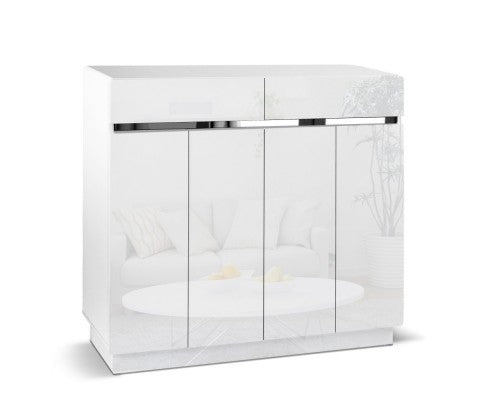 Beautiful High Gloss shoe Cabinet