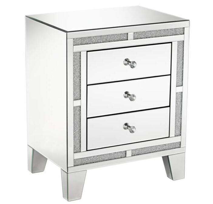 Milano Luxury Bed Side Table