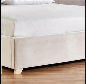 Super Stylish Elizabeth Bed frame Gas Lift