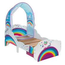 Load image into Gallery viewer, Rainbow Style Kids Bed
