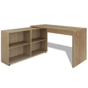 Multi Function Solid Wood Study Desk