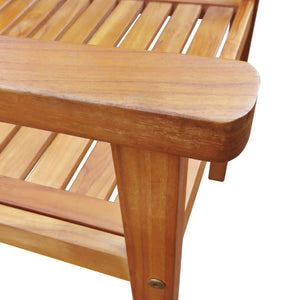 Solid wood Outdoor Dining Set