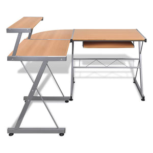 Modern Solid wood Study/Office Desk