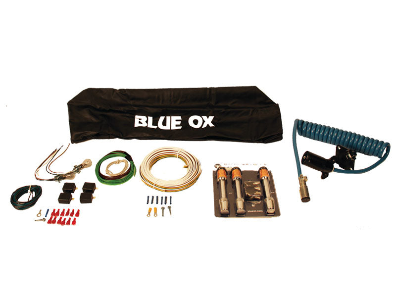 Towing Accessory Kit, 7-6