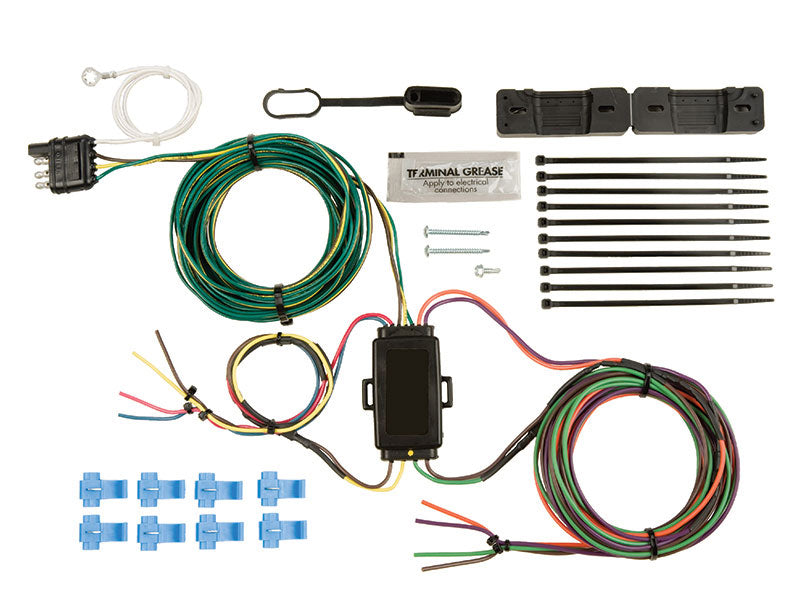 Blue Ox BX88275 EZ Universal Light Wiring Harness Kit - FREE Shipping in the Contiguous US!
