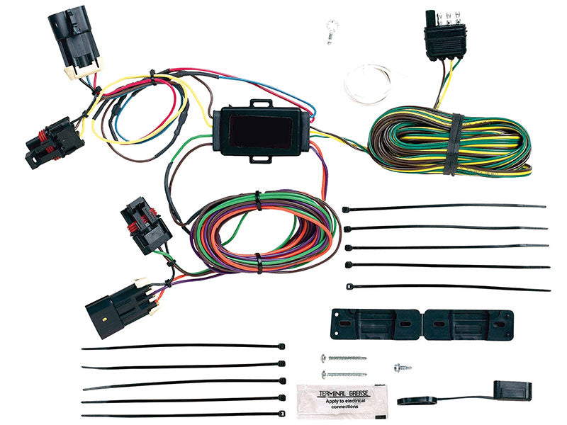 Blue Ox EZ Light Wiring Harness (Cobalt, HHR, Pontiac G5/Persuit - see description for years) BX88278 - FREE Shipping in Contiguous US!
