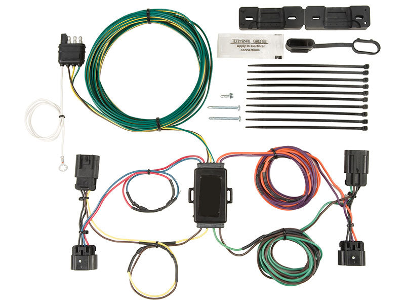 EZ Light Wiring Harness (Equinox '10-'17, Terrain '10-'17) BX88315  - FREE Shipping in Contiguous US!