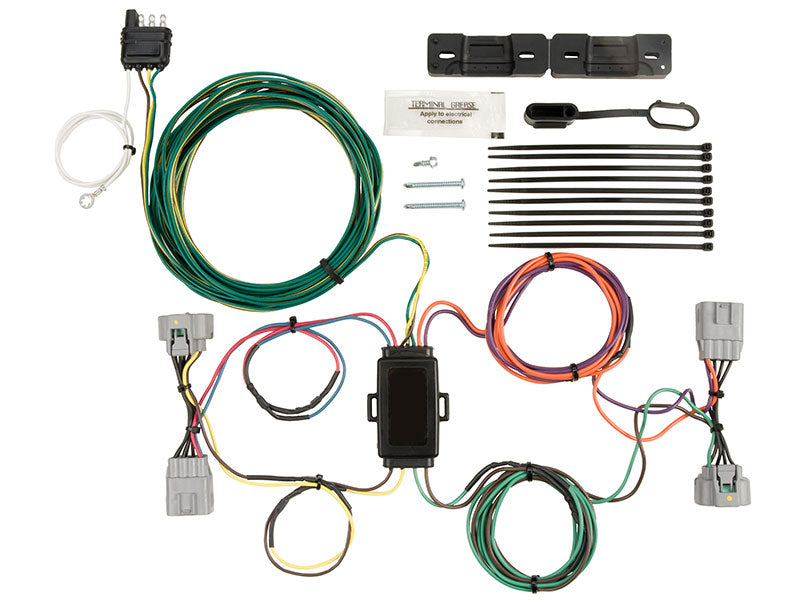 EZ Light Wiring Harness Jeep