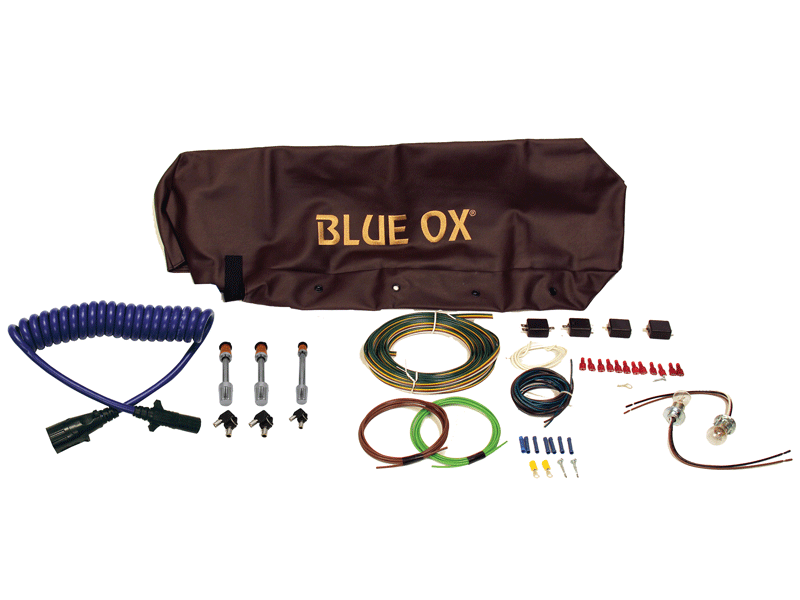 Blue Ox Apollo Accessory Kit BX88363 - FREE shipping in Contiguous US!