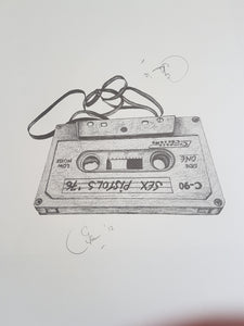 Personalised Cassette