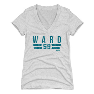 Jihad Ward Women's V-Neck T-Shirt | 500 LEVEL