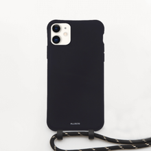 Load image into Gallery viewer, Amapola Dan Case + Rope - iPhone 11 - Allogio