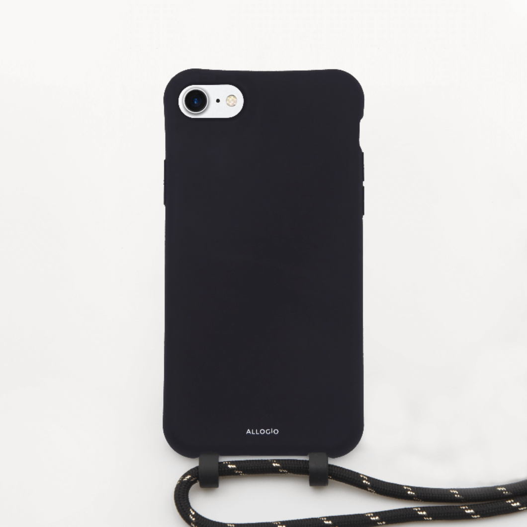 Lavanda Dan Case + Rope - iPhone 6/7/8/SE (2020) - Allogio