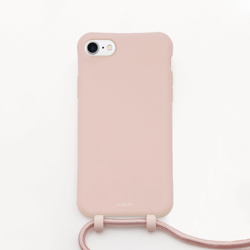 Reminder Hanna Case + Rope - iPhone 6/7/8/SE (2020) - Allogio