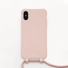 Load image into Gallery viewer, Aereo Hanna Case + Rope - iPhone X/XS - Allogio