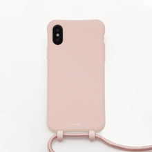 Load image into Gallery viewer, Aereo Hanna Case + Rope - iPhone XS Max - Allogio