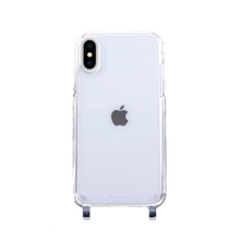 Load image into Gallery viewer, Clear Case + Big Rope - iPhone X/XS - Allogio