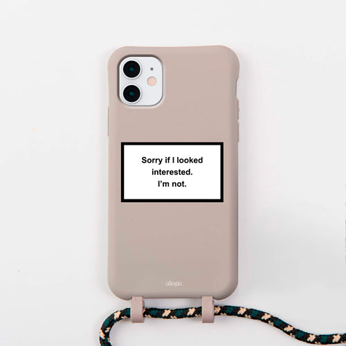 Advice Tans Case + Rope