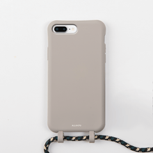 Load image into Gallery viewer, Tans Case + Rope - iPhone 6/7/8 Plus - Allogio