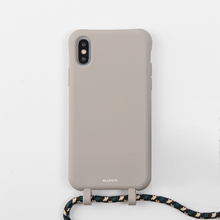 Load image into Gallery viewer, Tans Case + Rope - iPhone X/XS - Allogio