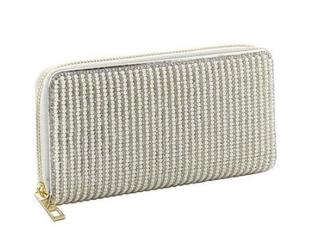 Pearl White Wallet