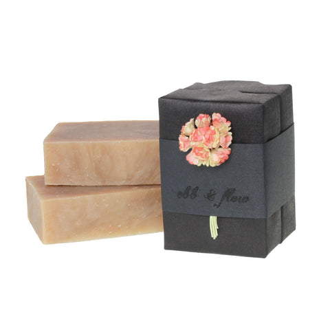 BROWN SUGAR FIG SOAP handmade by EBB & FLOW