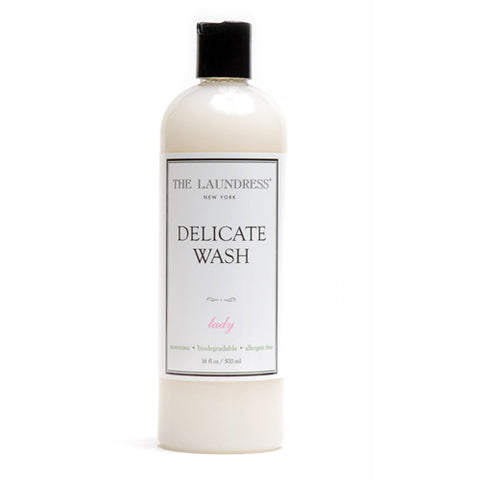 DELICATE WASH LADY by THE LAUNDRESS