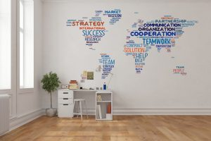 The Power Of Custom Vinyl Wall Decals For Your Business – Stand Out From The Crowd!