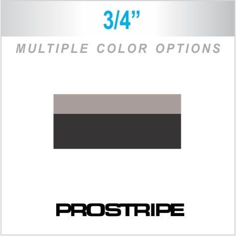 "ProStripe Two Color 3/4"" Truck Stripe Pinstriping Tape"