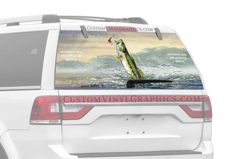 Window Canvas Throwin The Plug Rear Window Graphic