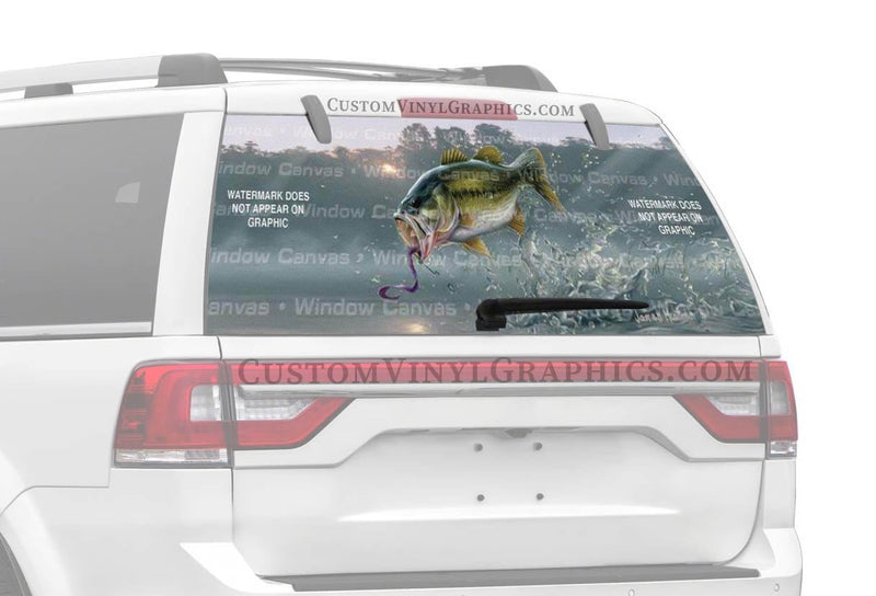 Window Canvas First Of The Day Rear Window Graphic