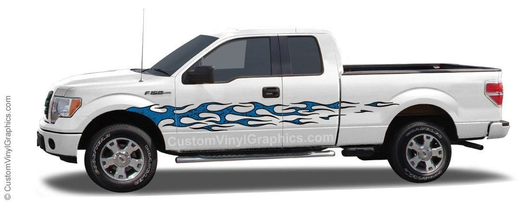 Auto Trim Express Backdraft Regular Vinyl Graphic