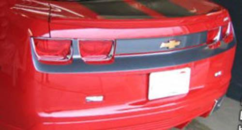Custom Auto Designs Camaro Camaro Trunk Facia Blackout
