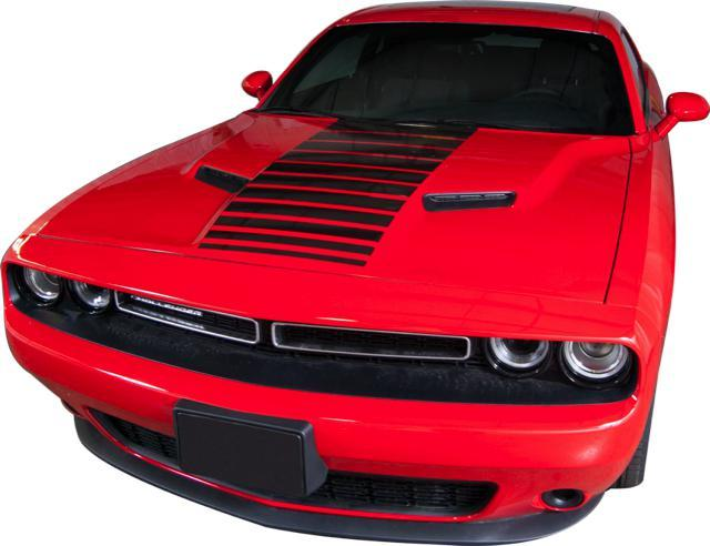 Custom Auto Designs Challenger Challenger Aggressive Strobe Racing