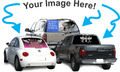 Custom Rear Window Graphic