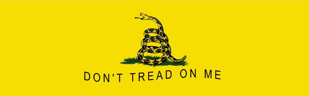 CVG Exclusive Rears Don't Tread On Me Rear Window Graphic