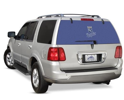 Kansas City Royals Rear Window Graphic - Custom Vinyl Graphics