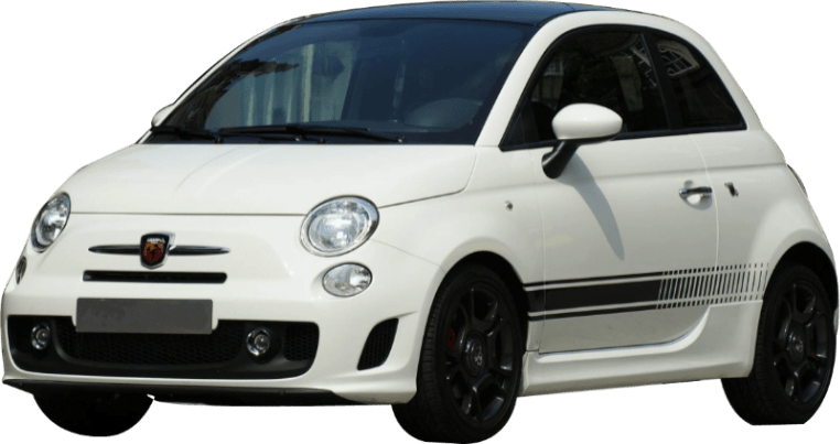 Fiat 500 Rocker Stripe - Custom Vinyl Graphics