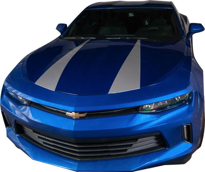 Custom Auto Designs Camaro Camaro Hood Spear